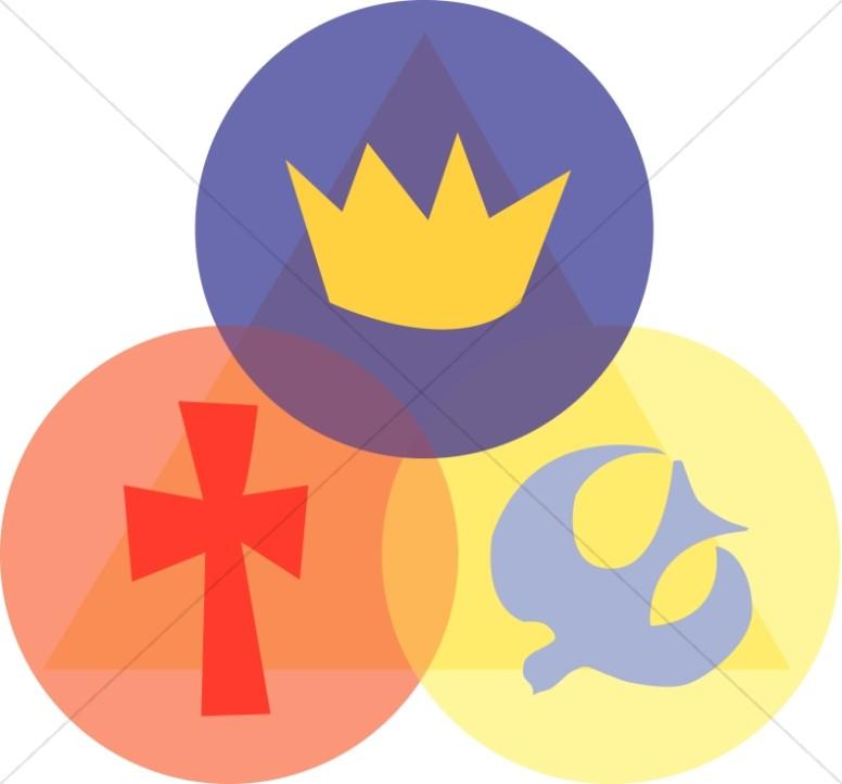 776x722 Holy Trinity Clipart