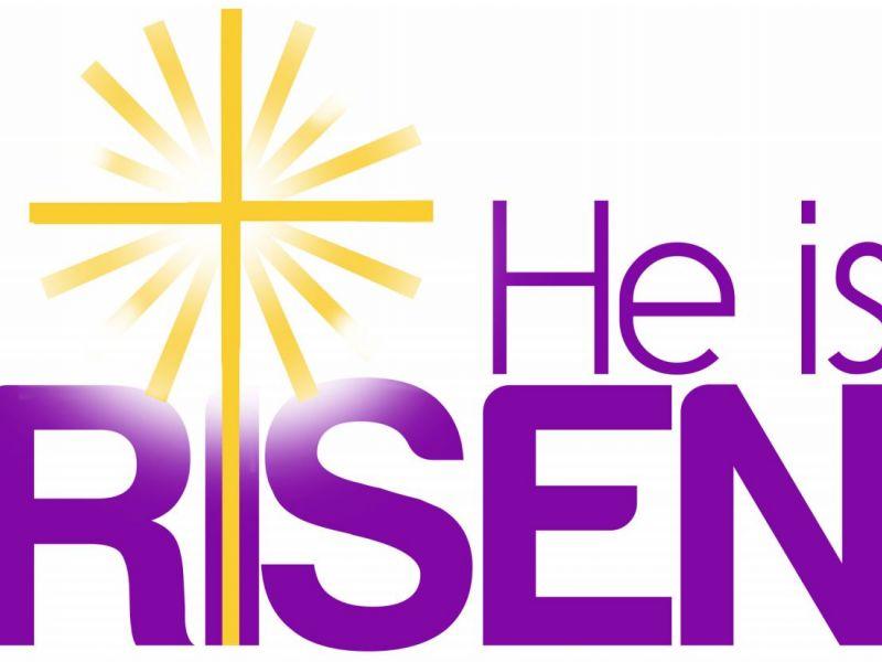 800x600 Free Religious Easter Clip Art St Vincent Ferrer Church Announces