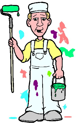 310x495 Free Painting Clipart