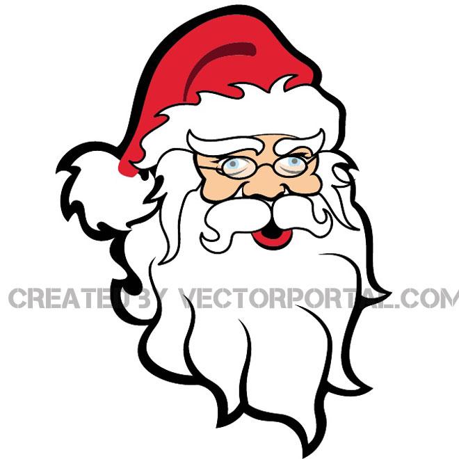660x660 Santa Claus Clipart Images Vectors Download Free Vector Art