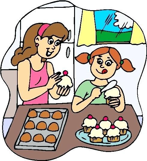 490x537 Bake Sale Clip Art Images No Cookie Left Behind The Little Bake