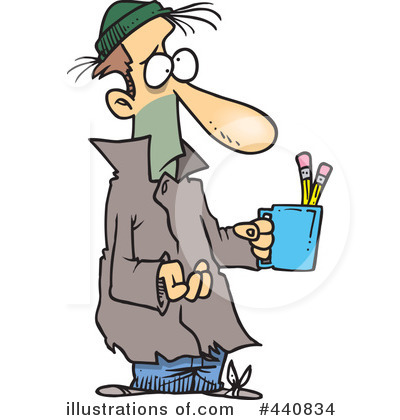 400x420 Homeless Clipart
