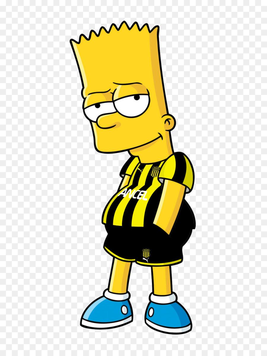 Homer Simpson Clipart
