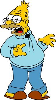 195x350 Free Homer Simpson 1 Clipart And Vector Graphics