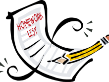 220x165 Homework Clip Art Lots Of Homework Clipart Clip Art For Students