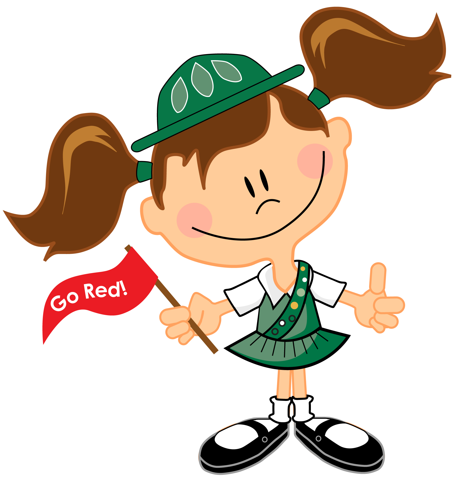 1867x1953 Girl Scout Cookie 2015 Clipart
