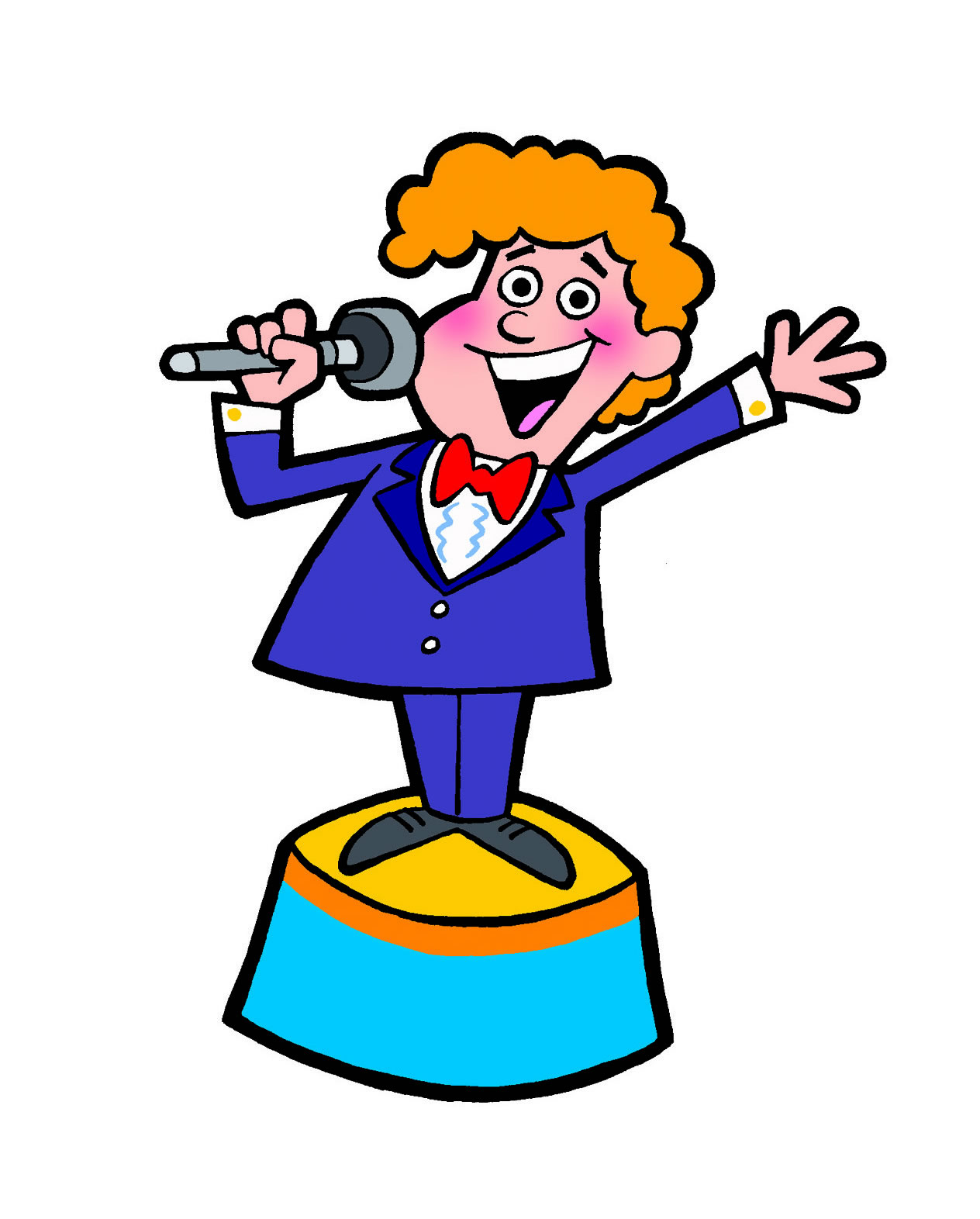 1264x1572 Maters Clipart standup comedy