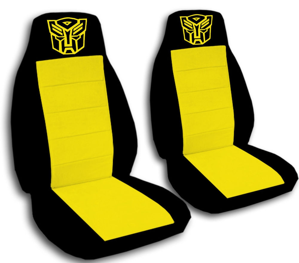1000x879 Clip Art C Lisa Set Transformer Front Car Seat Covers Blk Yellow