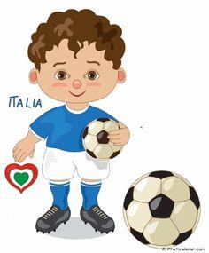 236x285 Honduras National Jersey, Cartoon Soccer Player Kids Clip Art
