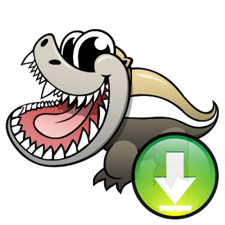 324x324 Cartoon Honey Badger Image Download Cartoon