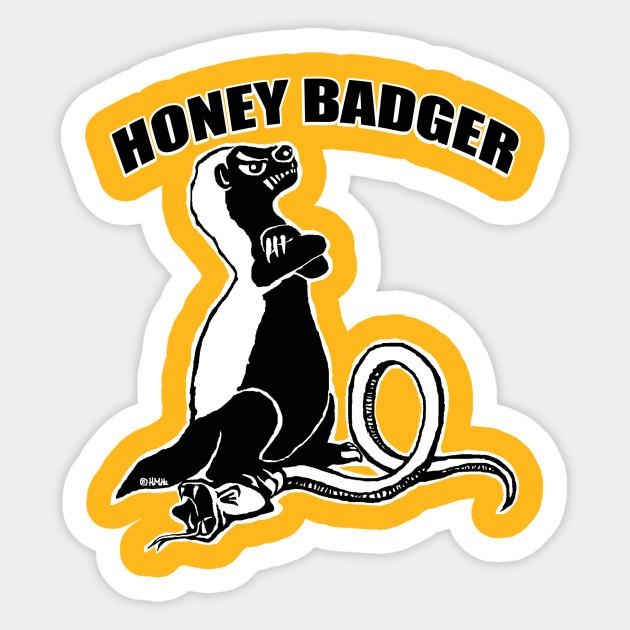 630x630 Honey Badger