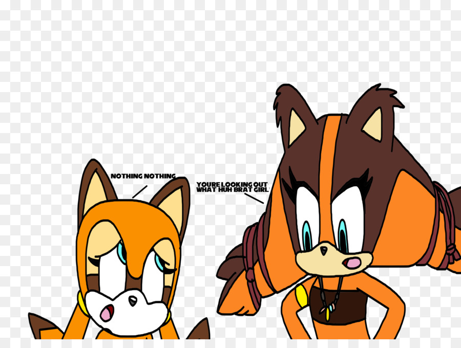 900x680 Sticks the Badger Cat Sonic the Hedgehog Tails