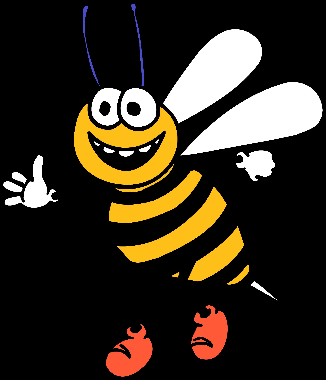 2454x2858 Bumblebee Clip Art