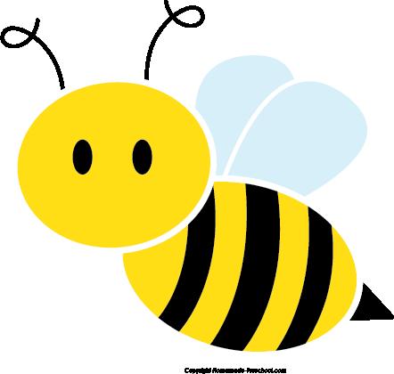 442x420 Cute Bee Clipart Clipart Panda