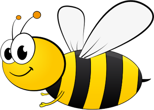 honey bee clipart at getdrawings com free for personal use honey rh getdrawings com bees clip art free bee clip art black and white