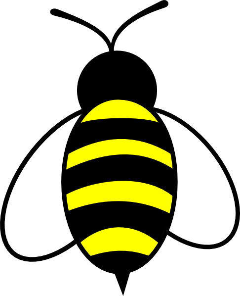 486x598 Bumble Bee Cute Bee Clip Art Love Bees Cartoon Clip Art More Clip