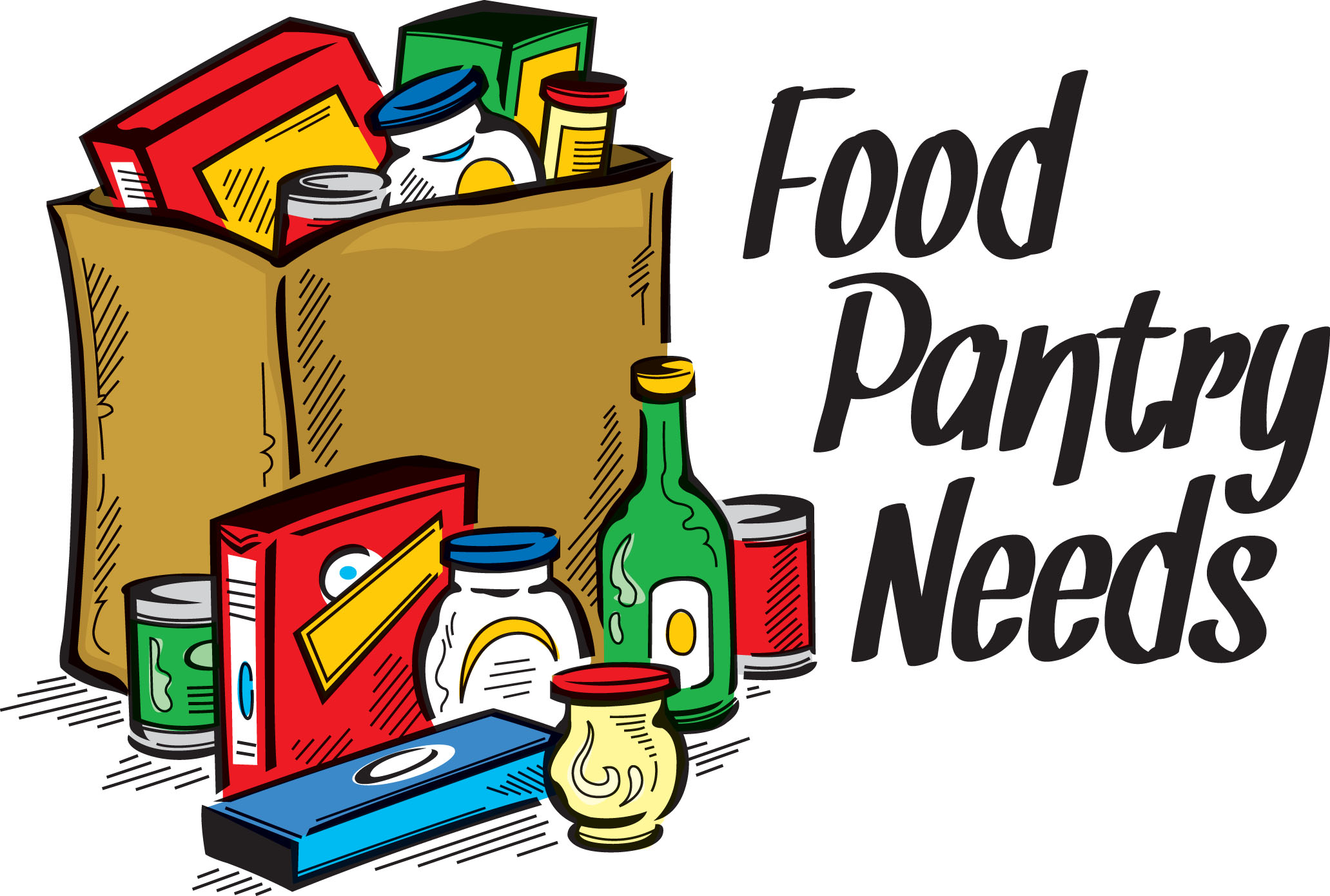 2063x1390 Clever Design Ideas Food Pantry Clip Art Cupboard Clipart 1