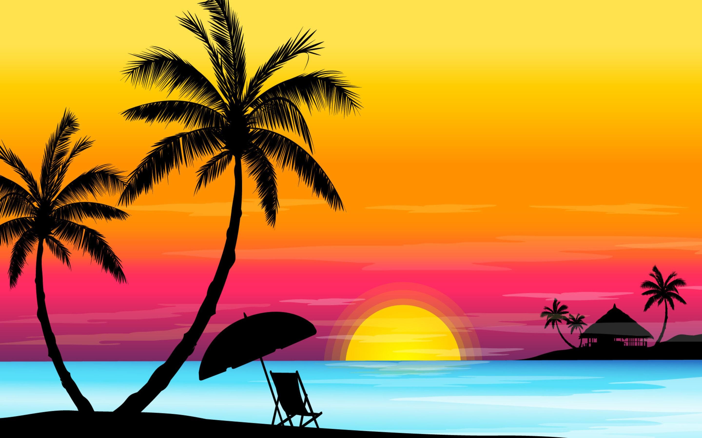 2880x1800 Clip Art Clip Art Sunset