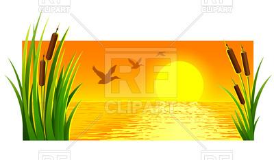 400x233 Landscape Of Sunset