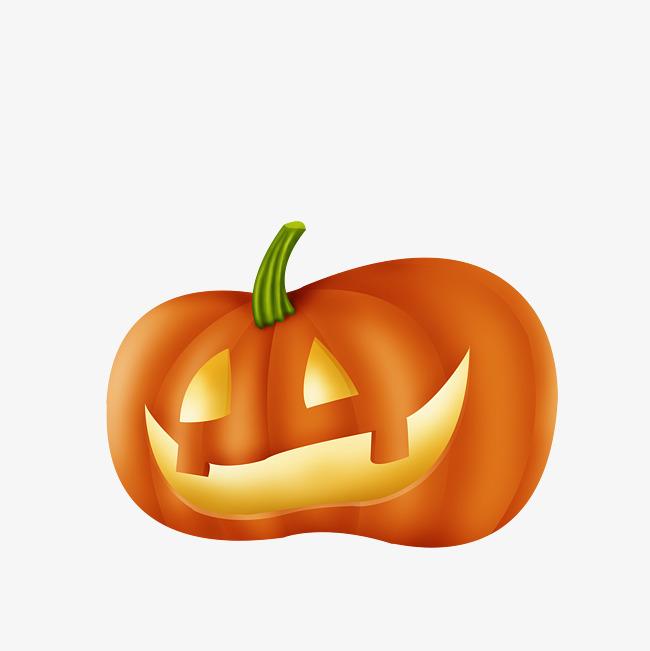 650x651 Horror Halloween Pumpkin Hd Clips, Creative Halloween, Halloween