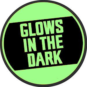300x300 Limited Edition Glow In The Dark Horror Movie Killers