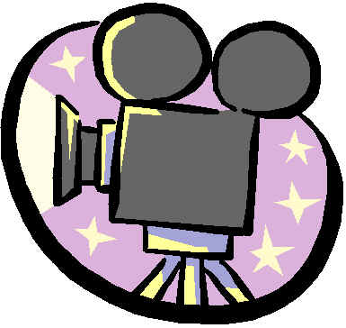 385x364 Movie Camera Clip Art Amp Movie Camera Clipart Images