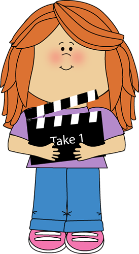 274x500 Collection Of Movie Director Clipart High Quality, Free