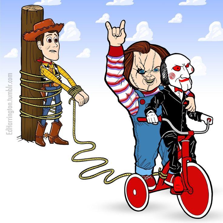 736x736 286 Best Horror Humor Images