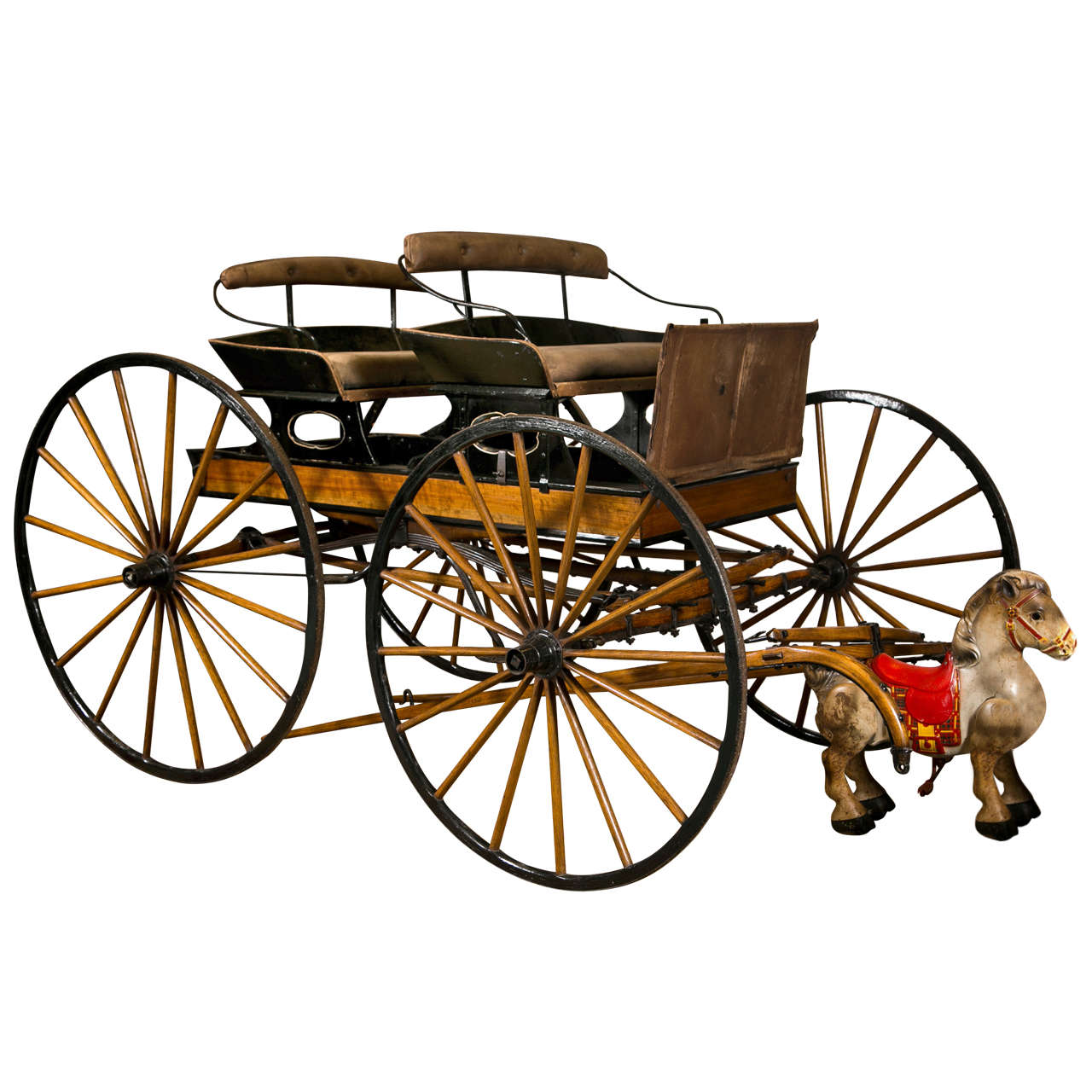 1280x1280 Antique Horse Drawn Buggy Carriage Wagon