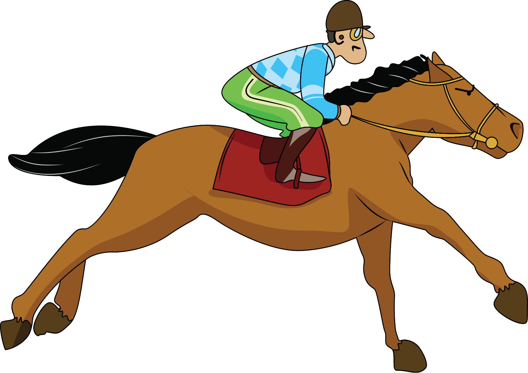 1705x1204 Free Horse Racing Clip Art Images 101 Clip Art