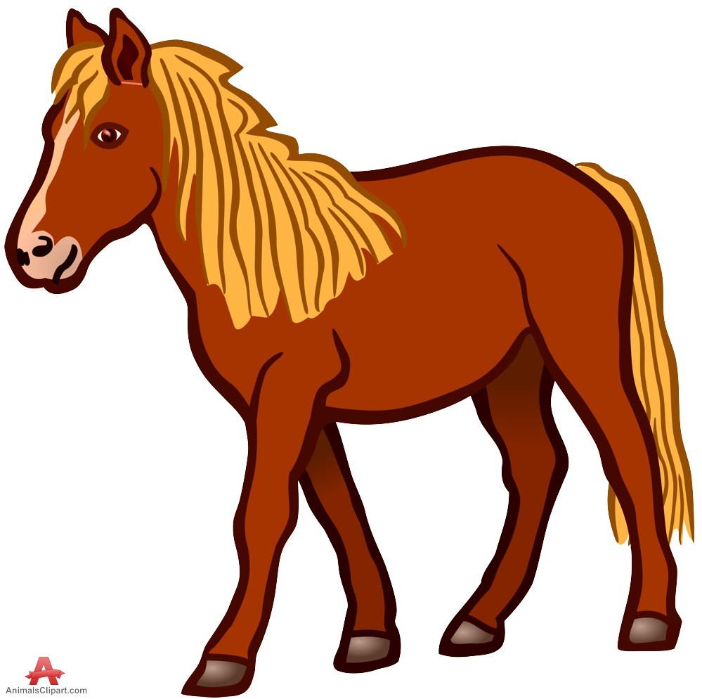999x994 Horse And Buggy Clip Art