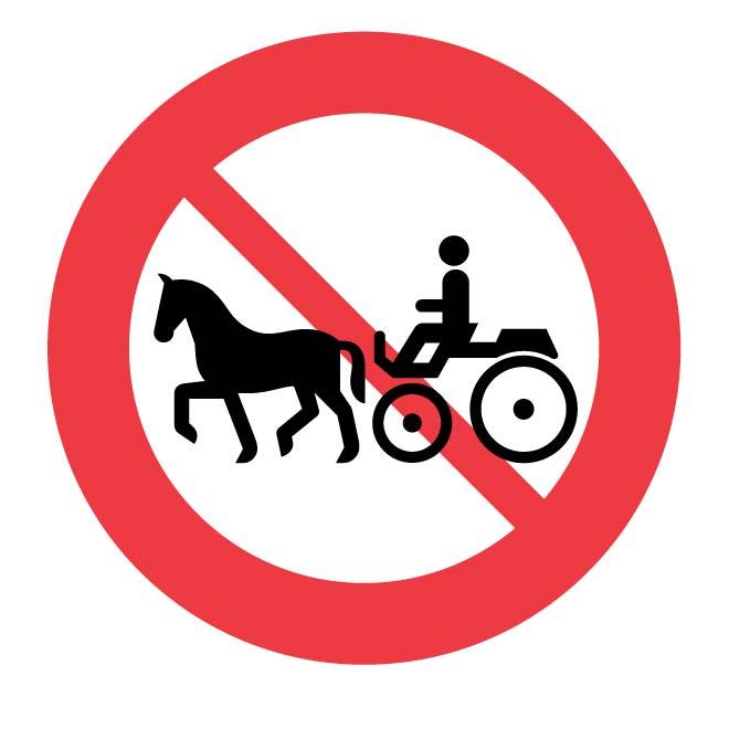 660x660 No Horse Carriage