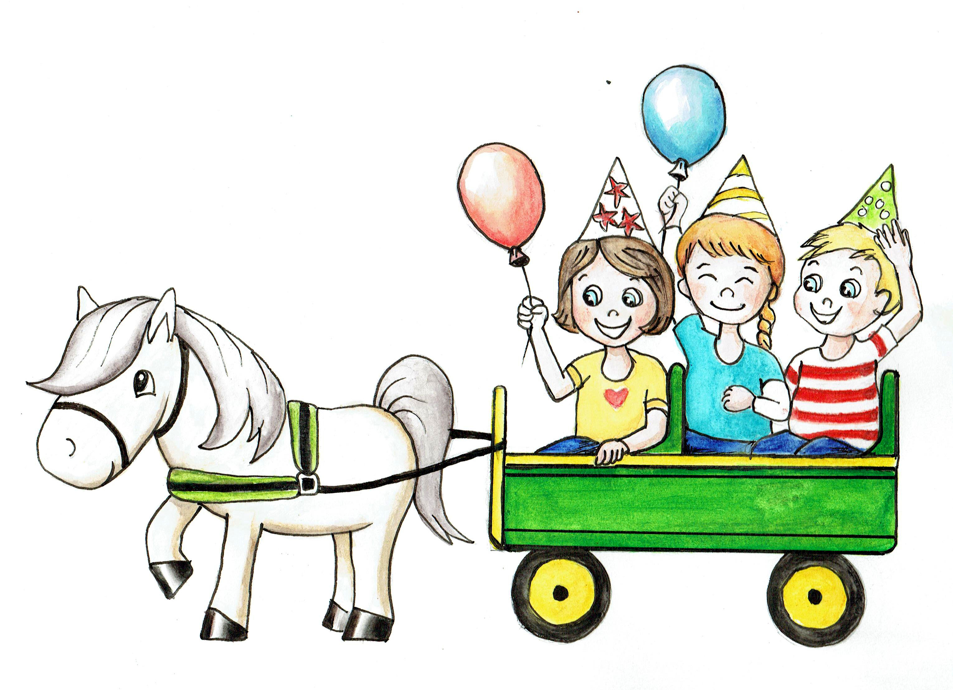 3060x2217 Pony Cart Parties Murdo's Getaway Horse And Carriage Service