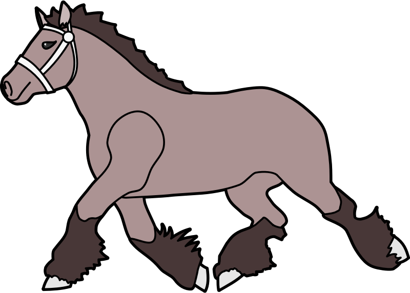 800x572 Download Horse Clip Art ~ Free Clipart Of Horses Mares, Stallions