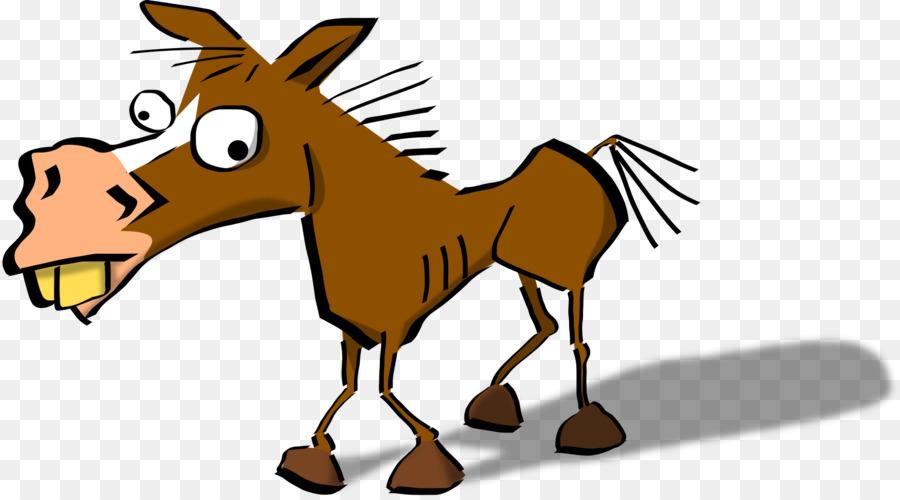 900x500 Horse Cartoon Clip Art