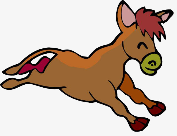 600x461 Jumping Foal, Pony, Foal, Jumping Horse Png Image And Clipart