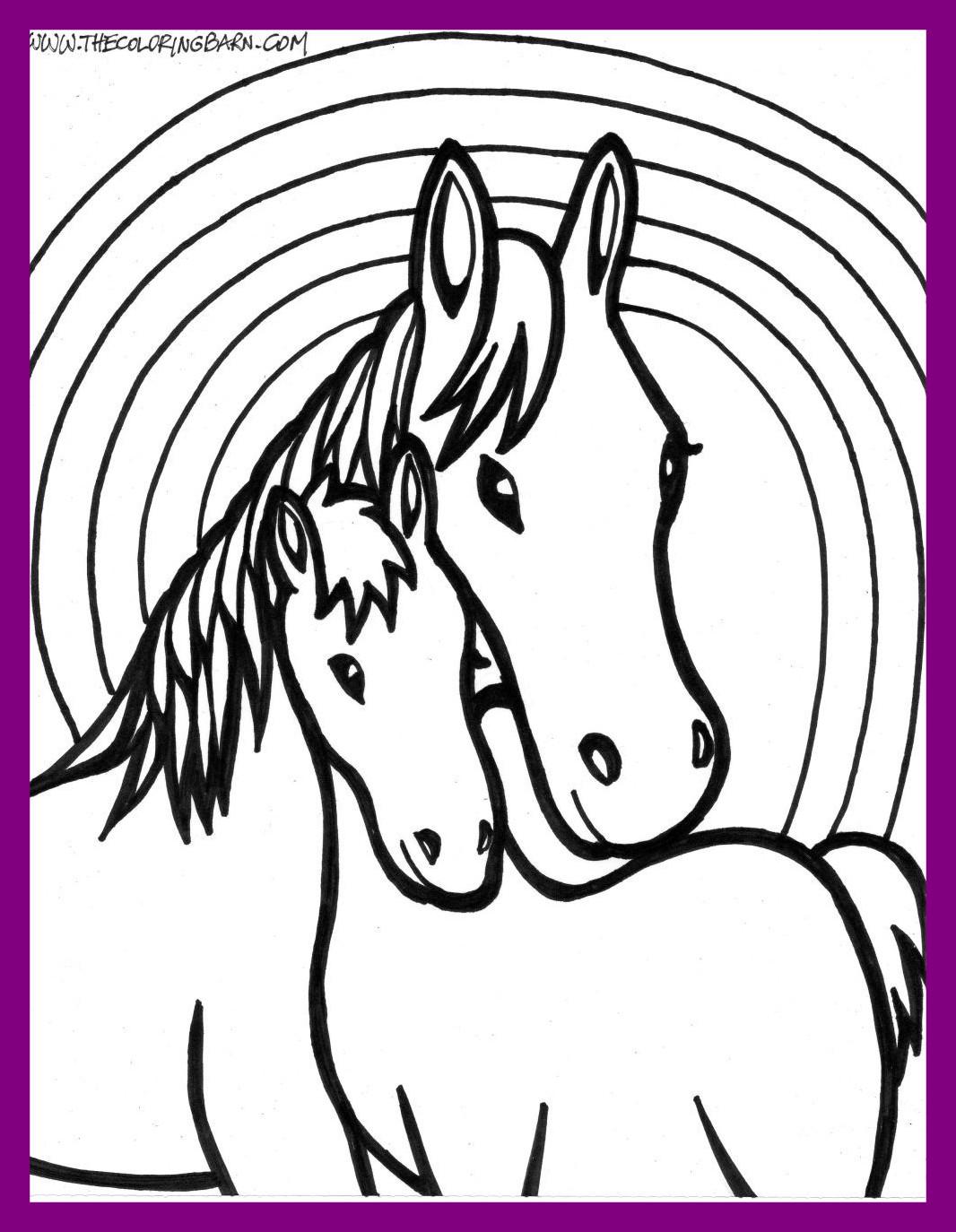 1066x1374 Incredible Cartoon Horse Clip Art Pixels Jockey Of Coloring Page