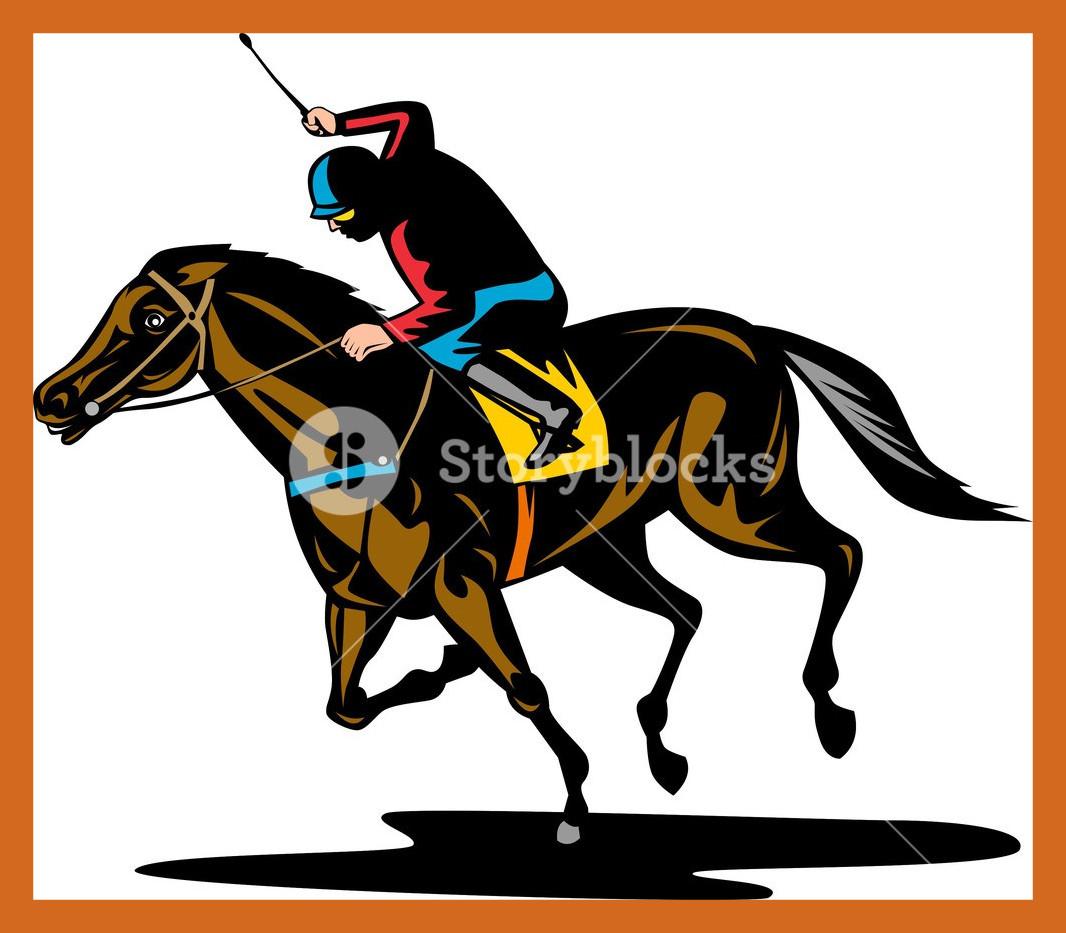 1066x933 Shocking Horse Racing Clip Art Impremedia Net For And Jockey