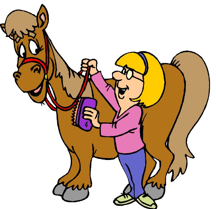 720x695 Clipart Horse Training
