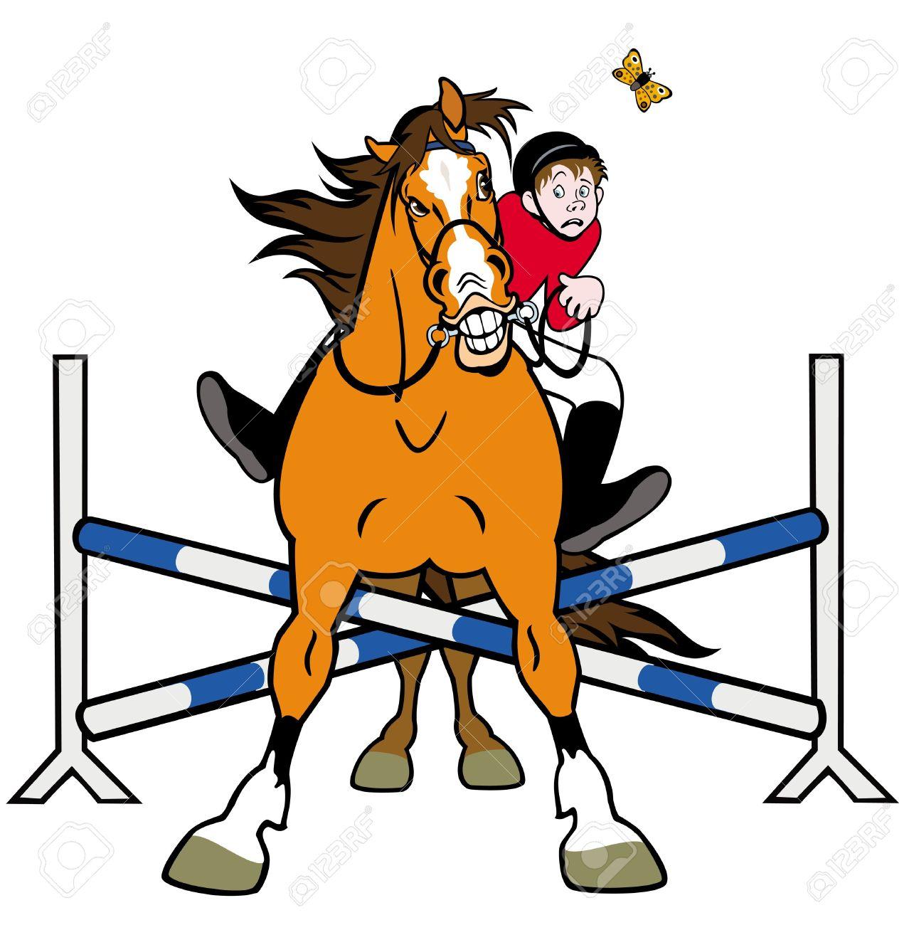 1285x1300 Equestrian Sport Clipart