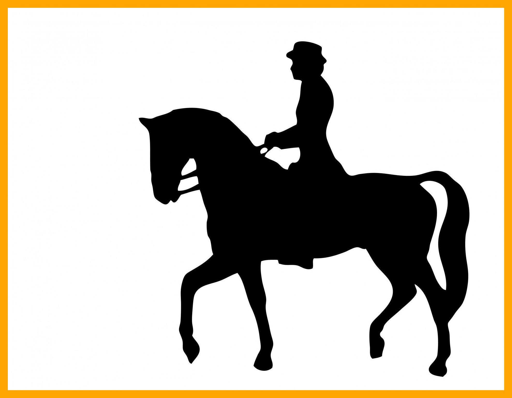 1979x1537 Horse Rider Clip Art