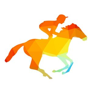 300x300 651 Horse Trail Riding Clipart Public Domain Vectors