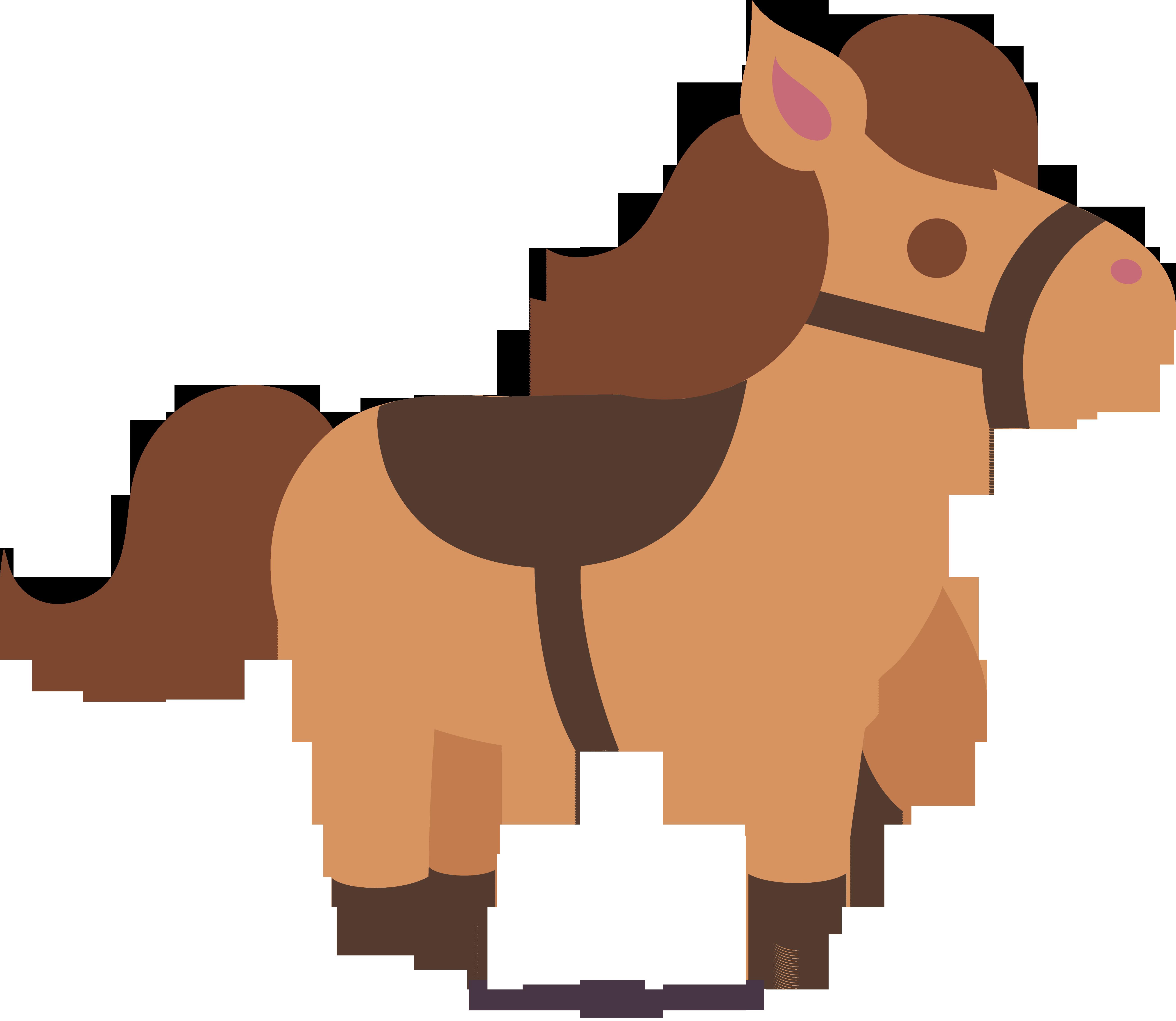 5223x4532 Clip Art Horse Yanhe Clip Art