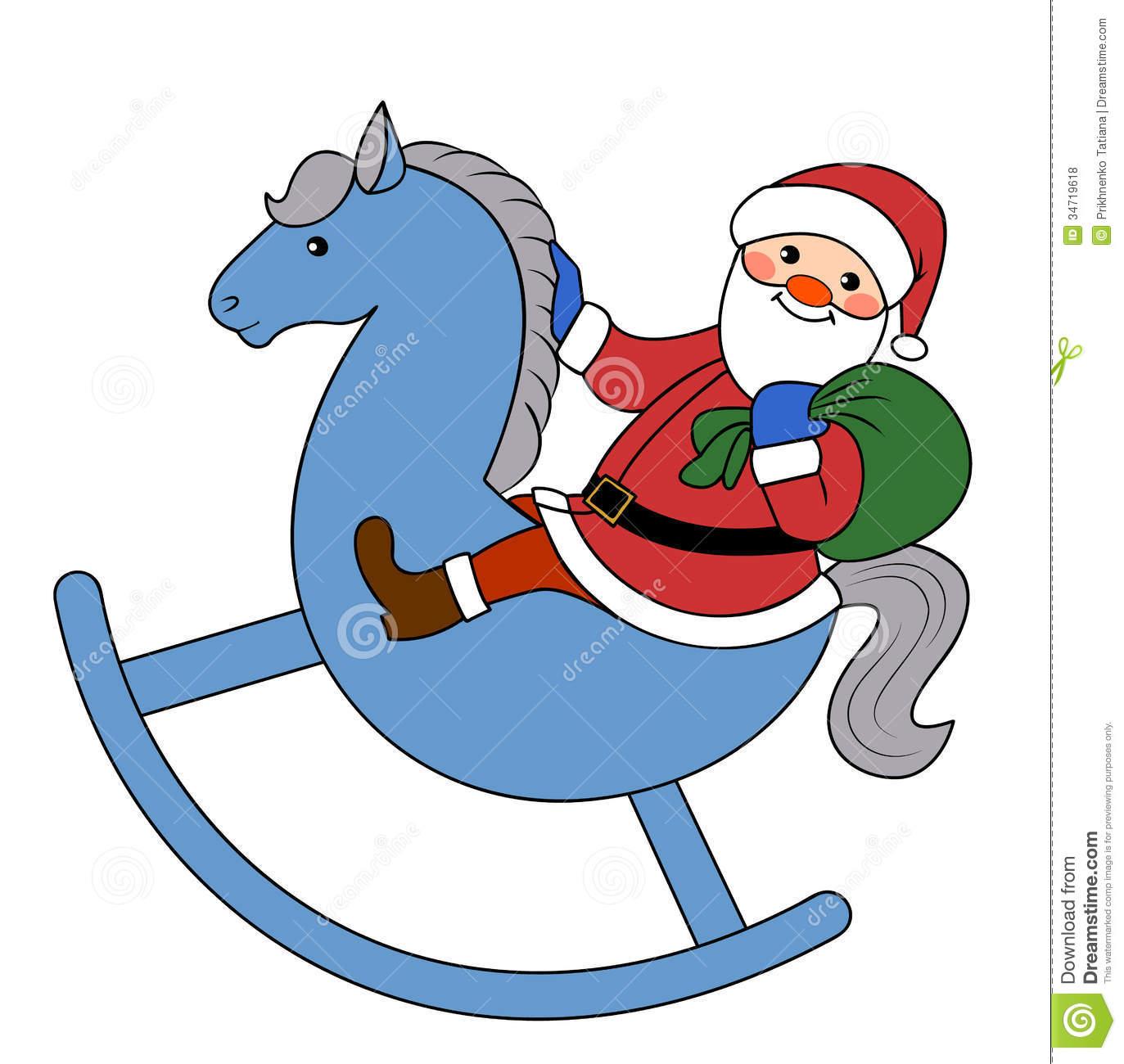 1373x1300 Free Clipart Santa Claus Riding A Horse Amp Free Clip Art Santa