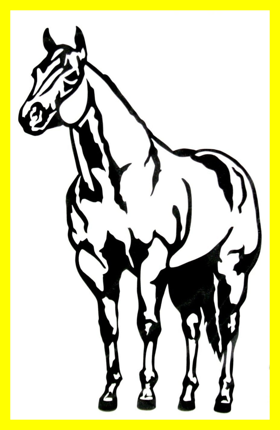932x1428 Awesome Halter Horse Clipart Kid Sketches Etc For Western Pleasure