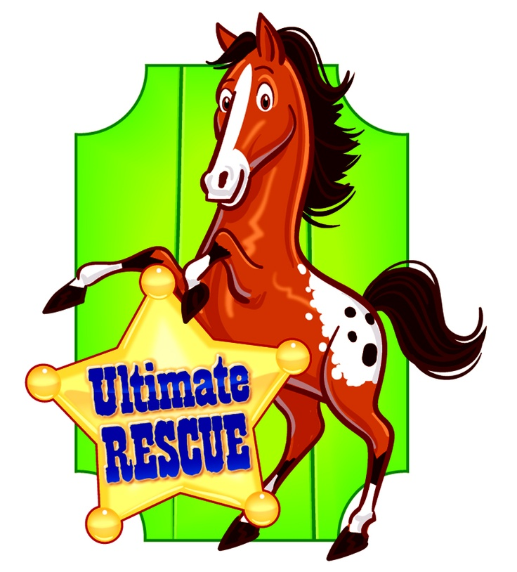 736x814 Horse Rescue Ribbon Clipart