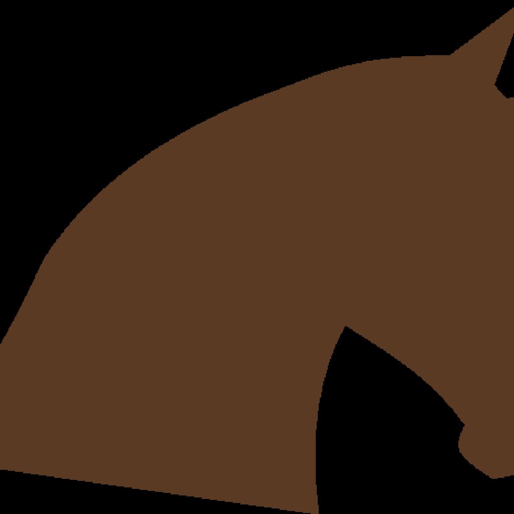 1024x1024 Horse Head Clipart Cow Clipart