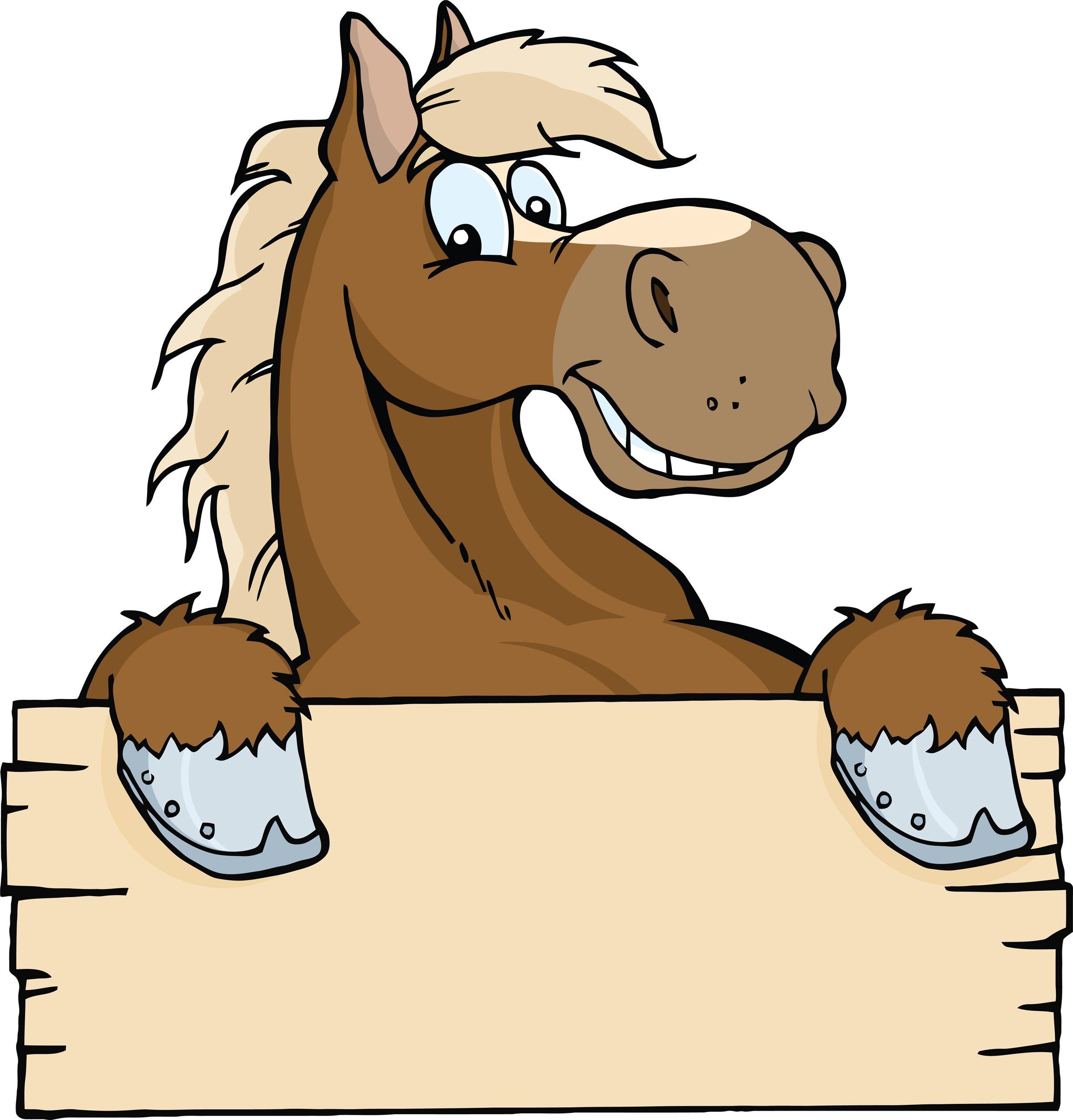 2400x2506 Cartoon Horse Head Vbs Horse Head And Clip Art
