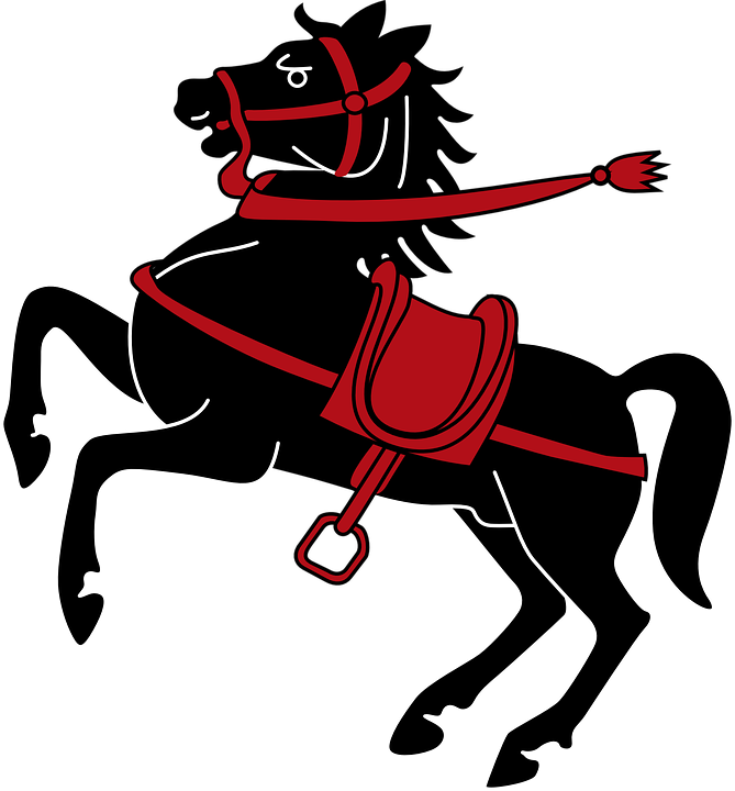 669x720 Snorting Horse Head Clipart Collection