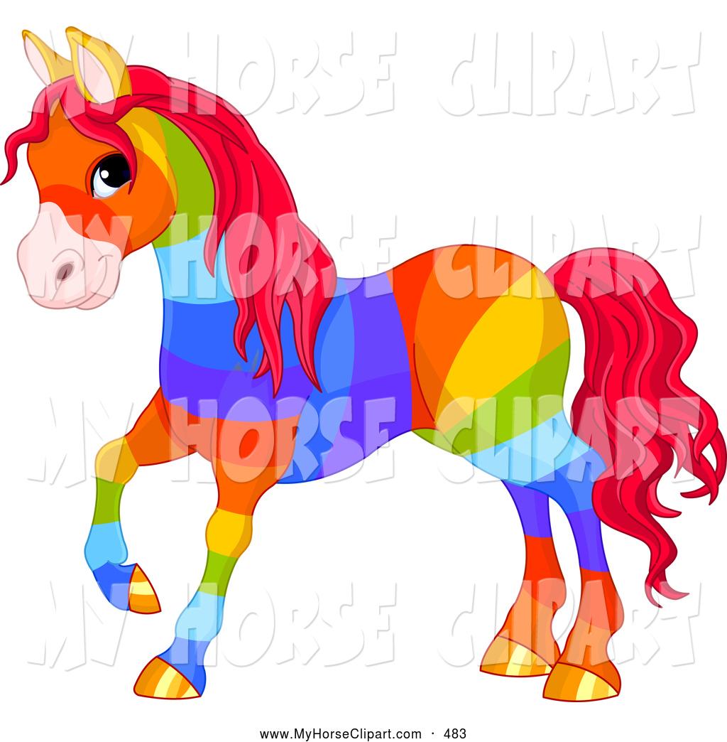 1024x1044 Free Cute Horse Clipart